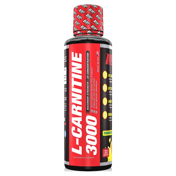 1 Up Nutrition L-Carnitine 3000 32 Serves