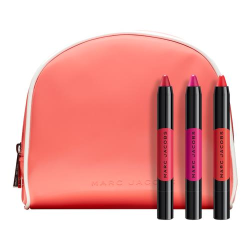 Marc Jacobs Beauty Somewhere, Anywhere Le Marc Liquid Lip Crayon Collection (Limited Edition)
