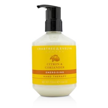 Crabtree & Evelyn Citron & Coriander Energising Hand Therapy 250ml/8.64oz Skincare