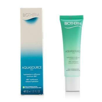 Biotherm Aquasource 48H Continuous Release Hydration Gel – For Normal/ Combination Skin 30ml/1.01oz Skincare