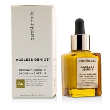 BareMinerals Ageless Genius Firming & Wrinkle Smoothing Serum 30ml/1oz Skincare