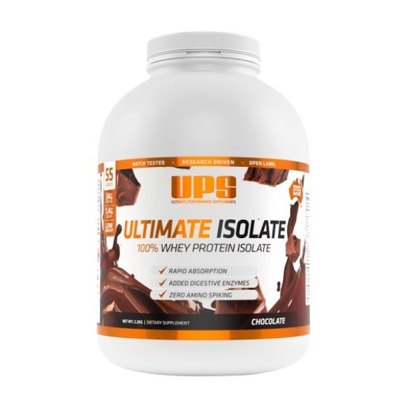 UPS Ultimate Isolate 908g