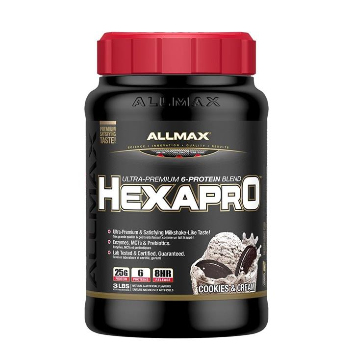 All Max HexaPro 1.36kg