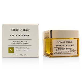 BareMinerals Ageless Genius Firming & Wrinkle Smoothing Neck Cream 50g/1.7oz Skincare