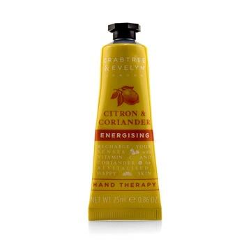 Crabtree & Evelyn Citron & Coriander Energising Hand Therapy 25ml/0.86oz Skincare