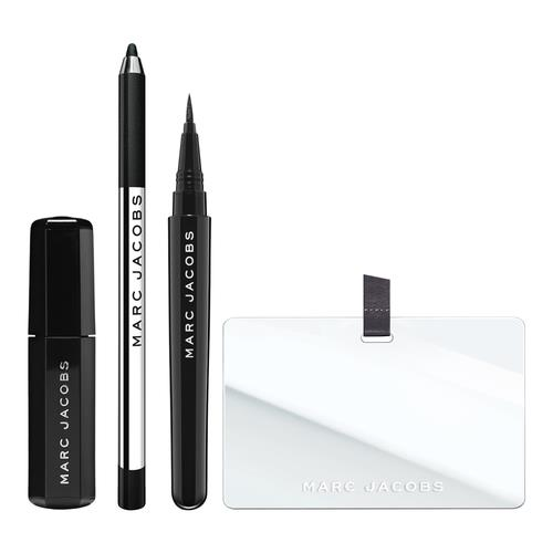 Marc Jacobs Beauty The Blacquer Eye Waterproof Eyeliner & Volumizing Mascara Collection (Limited Edition)