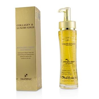 3W Clinic Collagen & Luxury Gold Revitalizing Comfort Gold Essence 150ml/5.07oz Skincare