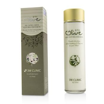 3W Clinic Olive Natural Emulsion 150ml/5oz Skincare