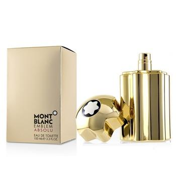 Montblanc Emblem Absolu Eau De Toilette Spray 100ml/3.3oz Men's Fragrance