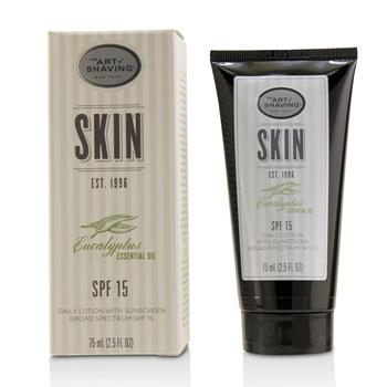 The Art Of Shaving Eucalyptus Daily Lotion SPF 15 75ml/2.5oz Men's Skincare