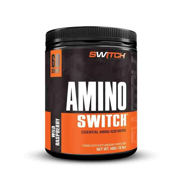 Switch Nutrition Amino Switch 60 Serves Lemonade