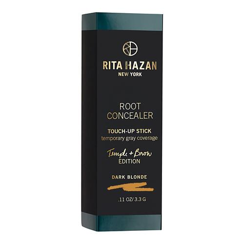 RITA HAZAN Root Concealer Touch-Up Stick for Temporary Gray Coverage Dark Blonde