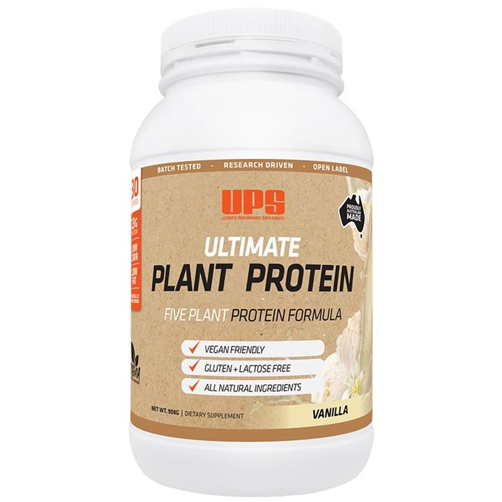 UPS Ultimate Plant Protein 908g