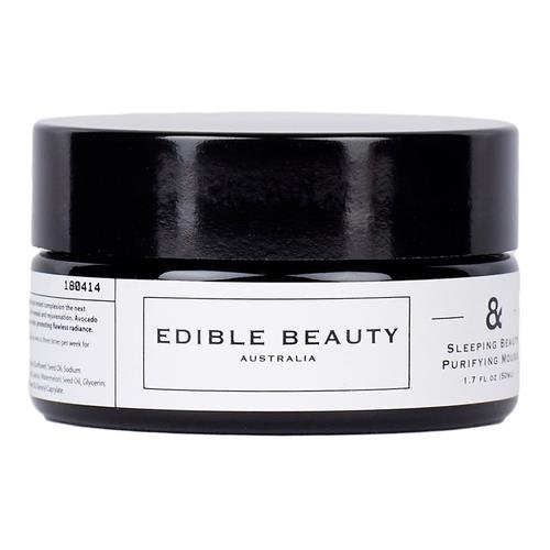 Edible Beauty & Sleeping Beauty Purifying Mousse Mask