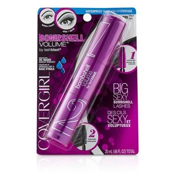 Covergirl Bombshell Volume By Lashblast Waterproof Mascara - # 805 Black 20ml/0.66oz Make Up