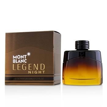 Montblanc Legend Night Eau De Parfum Spray 50ml/1.7oz Men's Fragrance