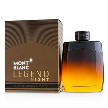 Montblanc Legend Night Eau De Parfum Spray 100ml/3.3oz Men's Fragrance