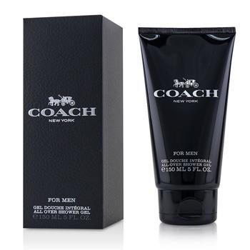 Coach For Men All Over Shower Gel 150ml/5oz Men's Fragrance
