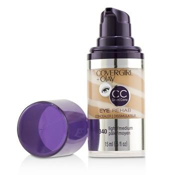 Covergirl Covergirl + Olay Eye Rehab CC Cream Concealer  - # 340 Light/Medium 15ml/0.5oz Make Up