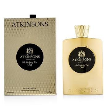 Atkinsons His Majesty The Oud Eau De Parfum Spray 100ml/3.3oz Men's Fragrance
