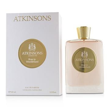 Atkinsons Rose In Wonderland Eau De Parfum Spray 100ml/3.3oz Ladies Fragrance
