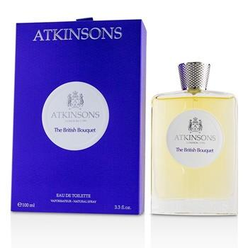Atkinsons The British Bouquet Eau De Toilette Spray 100ml/3.3oz Ladies Fragrance