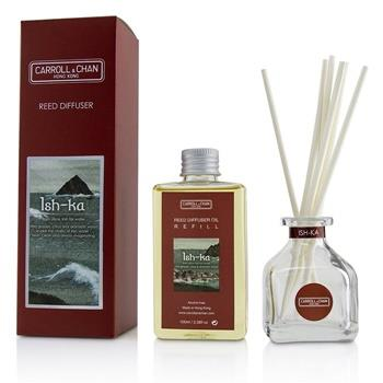 Carroll & Chan (The Candle Company) Reed Diffuser - Ish-Ka 100ml/3.38oz Home Scent