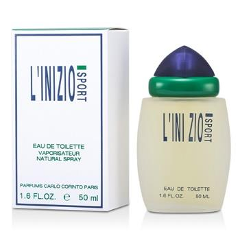 Carlo Corinto L'Inizio Sport Eau De Toilette Spray 50ml/1.6oz Men's Fragrance
