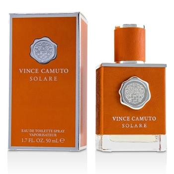 Vince Camuto Solare Eau De Toilette Spray 50ml/1.7oz Men's Fragrance