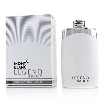 Montblanc Legend Spirit Eau De Toilette Spray 200ml/6.7oz Men's Fragrance