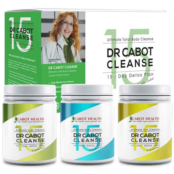 Cabot Health Dr Cabot Cleanse 525g