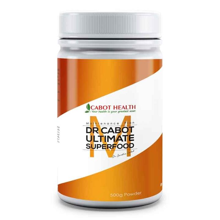 Cabot Health Dr Cabot Ultimate Superfood 500g