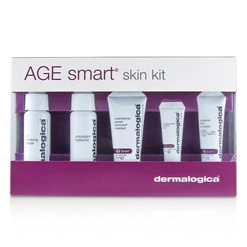 Dermalogica Age Smart Skin Kit (1x Cleanser, 1x HydraMist, 1x Recovery Masque, 1x Skin Recovery SPF 50, 1x Power Firm) 5pcs Skincare