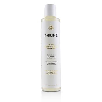 Philip B Gentle Conditioning Shampoo (Fragrance Color Free - All Hair Types) 220ml/7.4oz Hair Care