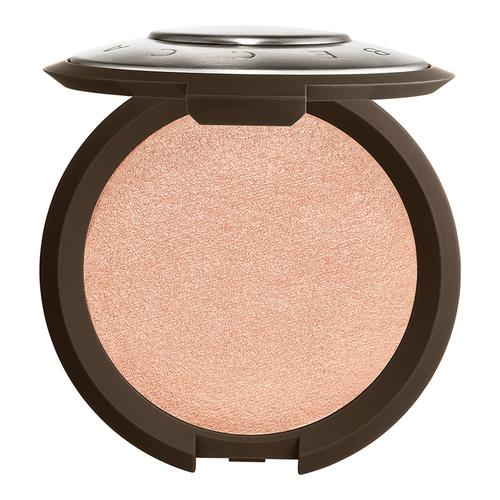 BECCA Shimmering Skin Perfector Pressed Highlighter Rose Quartz (neutral pale pink with soft gold pearl)