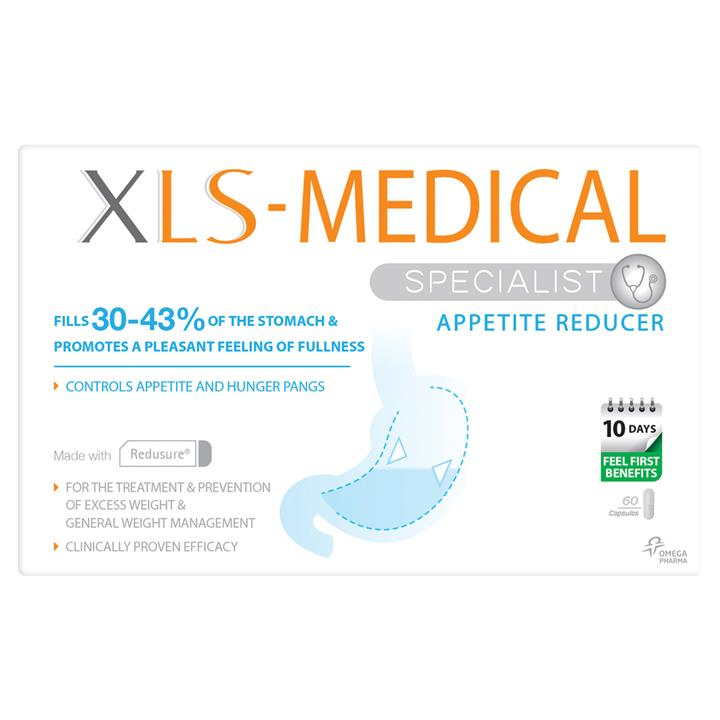 XLS Medical XLS-Medical – Appetite Reducer 60 capsules