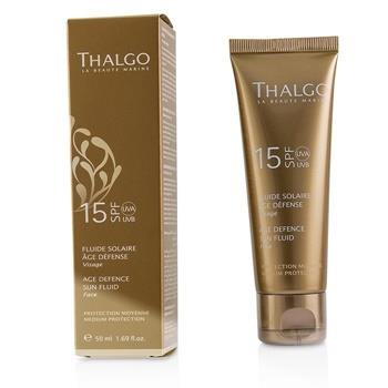 Thalgo Age Defence Sun Fluid For Face SPF15 50ml/1.69oz Skincare