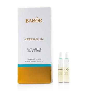 Babor Anti-Aging Sun Care After Sun Fluid 7x2ml/0.06oz Skincare