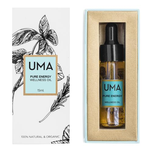 Uma Oils Pure Energy Wellness Oil 15ml