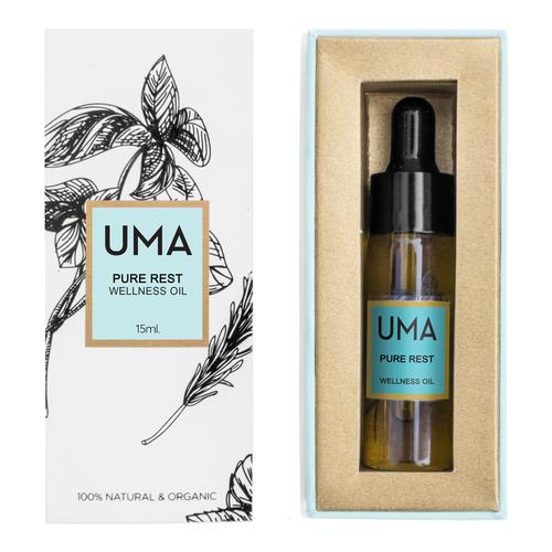 Uma Oils Pure Rest Wellness Oil 15ml