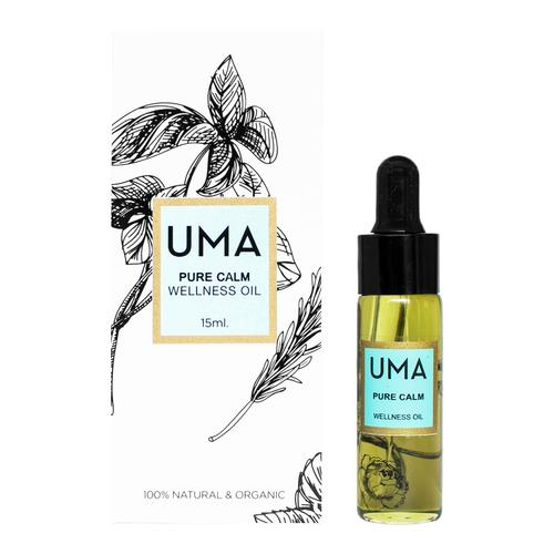 Uma Oils Pure Calm Wellness Oil 15ml