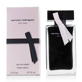 Narciso Rodriguez For Her Eau De Toilette Spray (Limited Edition 2018) 75ml/2.5oz Ladies Fragrance