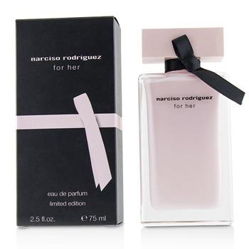 Narciso Rodriguez For Her Eau De Parfum Spray (Limited Edition 2018) 75ml/2.5oz Ladies Fragrance