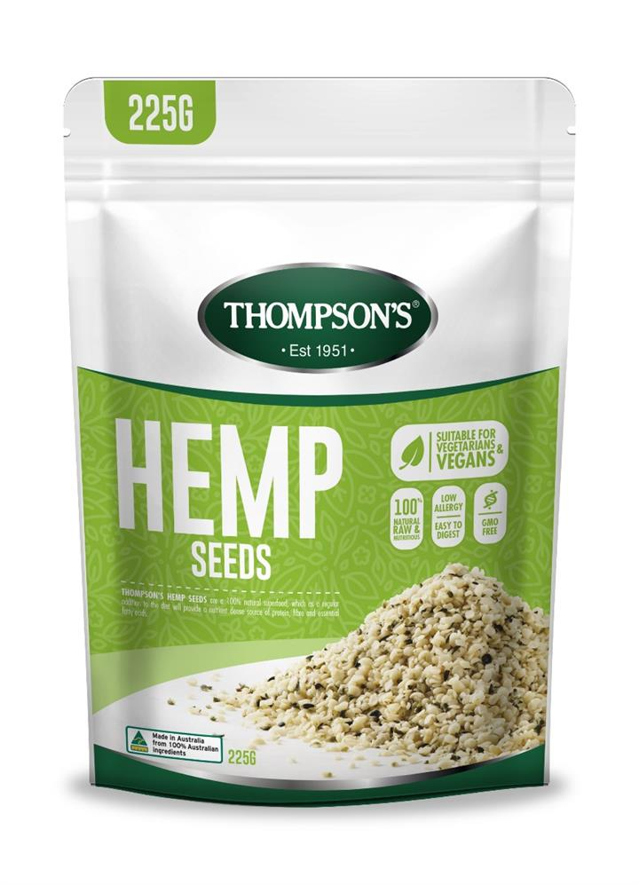 Thompson's Hemp Seeds 225g