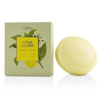 4711 Acqua Colonia Lemon & Ginger Aroma Soap 100g/3.5oz Men's Fragrance
