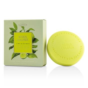 4711 Acqua Colonia Lime & Nutmeg Aroma Soap 100g/3.5oz Men's Fragrance