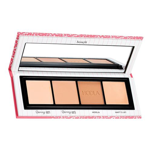 Benefit Cosmetics Ace That Face! Conceal, Contour, Bronze And Highlight Face Palette (Limited Edition)