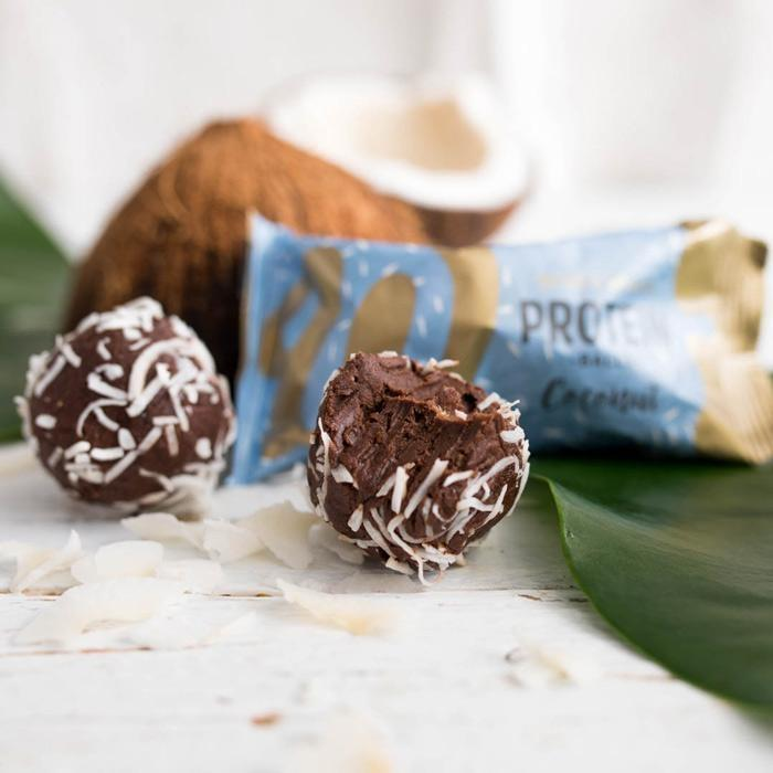 Whey Whip Protein Ball 40g Coconut
