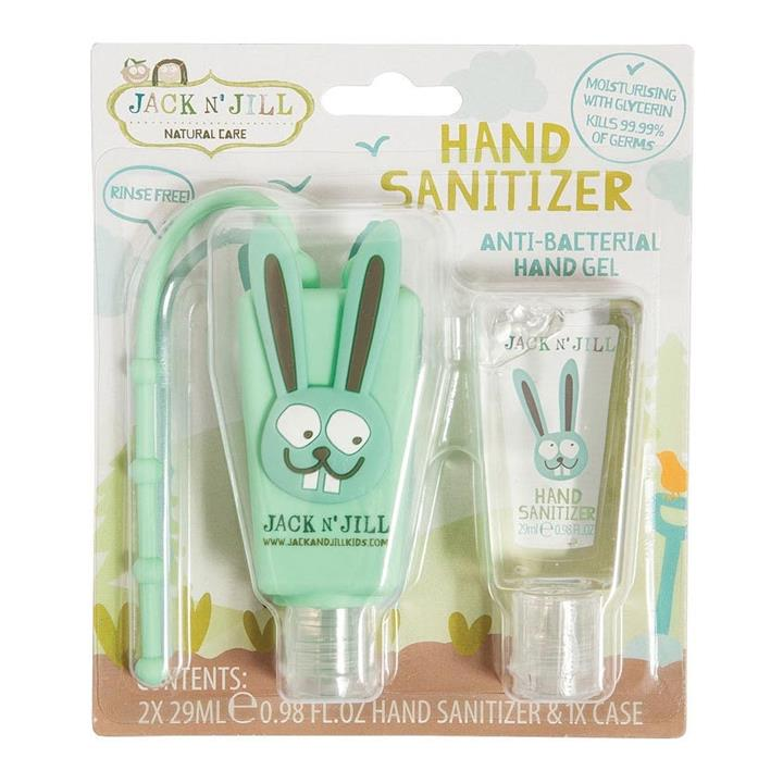 Jack N Jill Hand Sanitizer 29ml Bunny