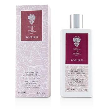 Acqua Di Stresa Roburis Regenerating Shower Bath 250ml/8.3oz Ladies Fragrance